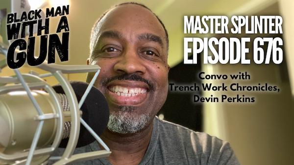 Master Splinter - Episode 676
