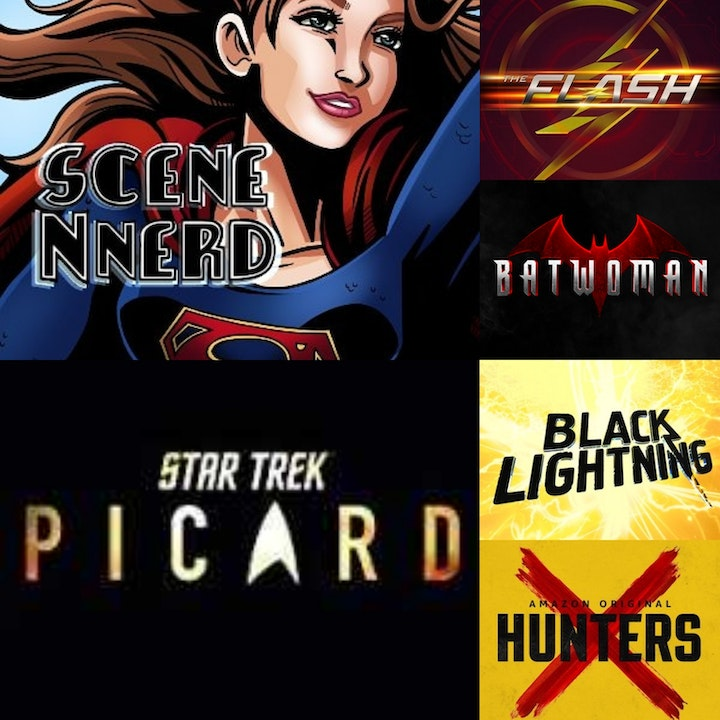 SNN: Arrowverse Hot-Takes Part II,  Picard and the Hunters