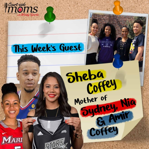 Sydney, Nia & Amir Coffey's mom, Sheba Coffey Image