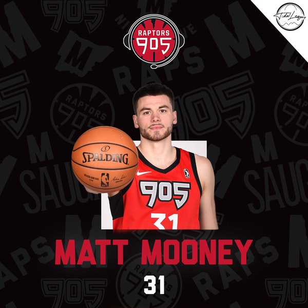 Matt Mooney | Finding the Positive | Growing into a Leader | What the Future Holds