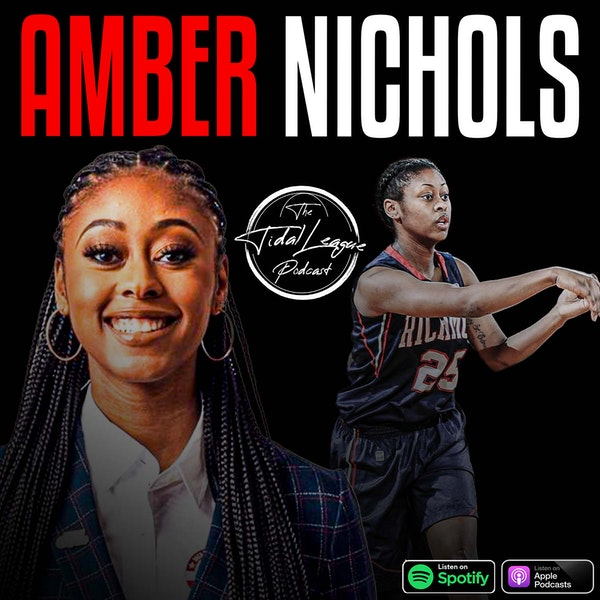 Amber Nichols GM for the Capital City Go-Go, G League affiliate for the Washington Wizards