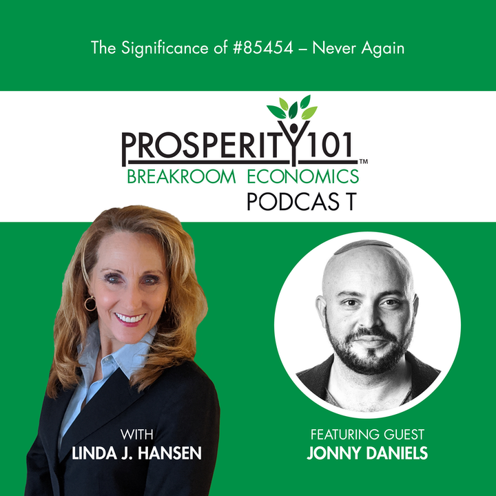 The Significance of #85454 – Never Again - with Jonny Daniels
