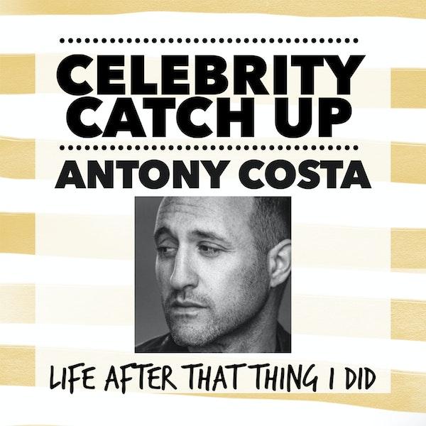 Antony Costa - aka British boyband royalty