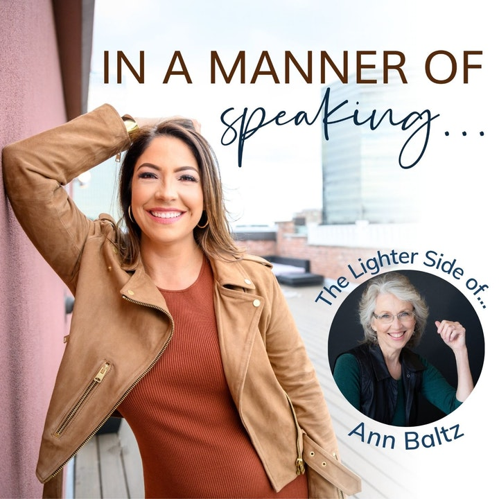 Ep. 2 Opening Yourself to Healing & Connection with Ann Baltz