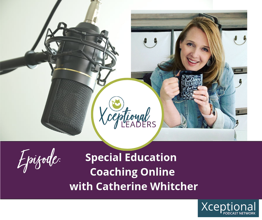 Special Education Coaching Online with Catherine Whitcher