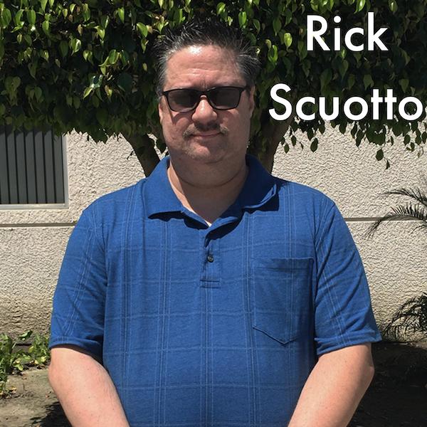 I am Rick the STUTTERING DESIGNER Image