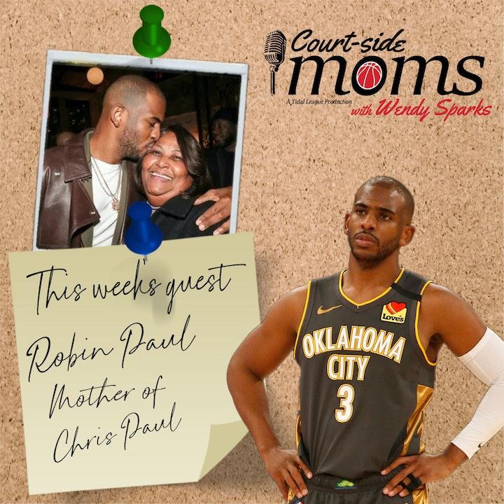 Episode image for Chris Paul's mom, Robin Paul