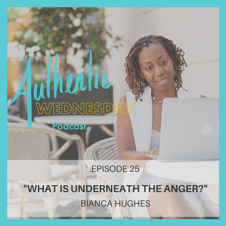 25. What is Underneath the Anger?