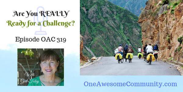 OAC 319 Are You REALLY Ready for a Challenge?
