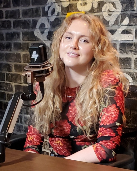 At The Mic (with Keith) - Episode 23 - Guest: Morgan Bentley-Roberts (08/07/20) Image