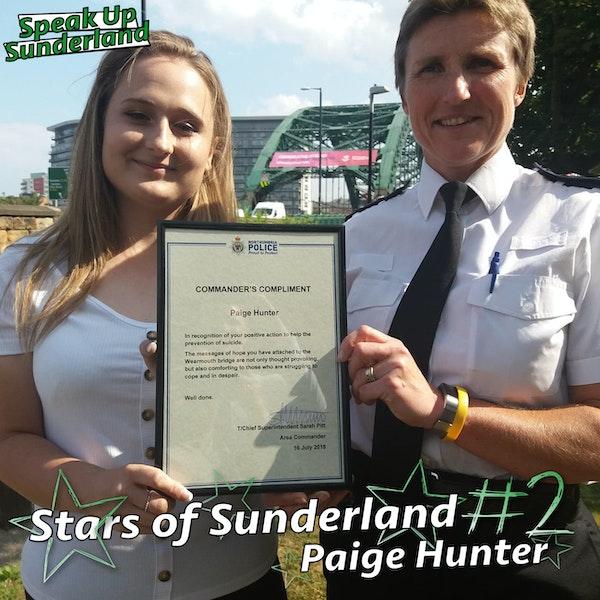 Stars of Sunderland 2 - Paige Hunter Image