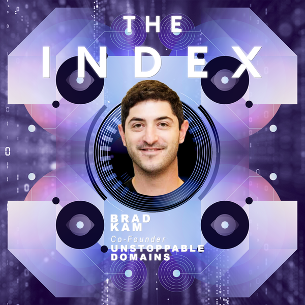 Blockchain Domains and Building an Uncensorable Internet with Bradley Kam