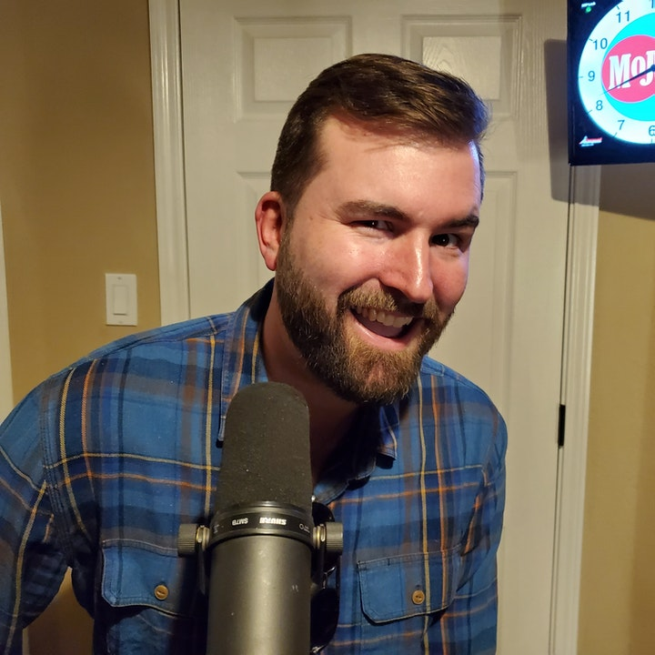 At The Mic (with Keith) - Episode 36 - Guest: Brandon Morse (01/15/21)