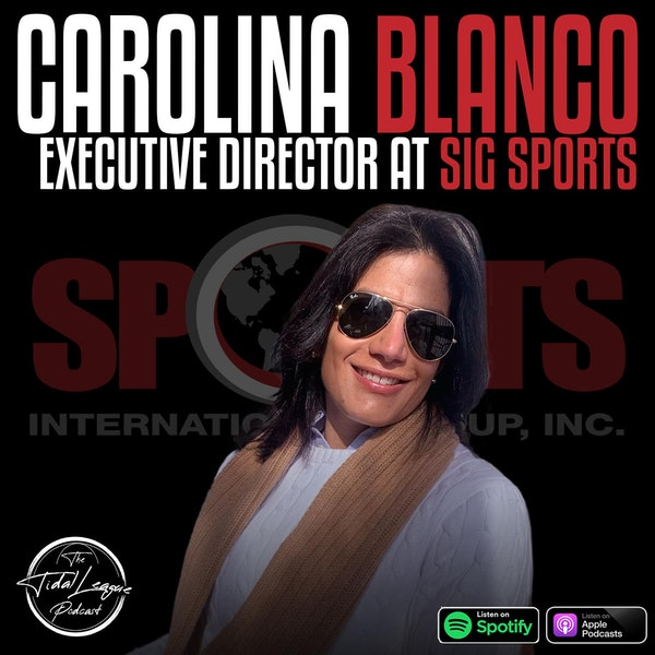 Carolina Blanco Executive Director SIG Sports Image