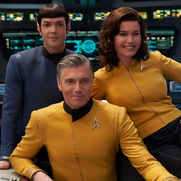 Star Trek: Strange New Worlds | New Series Announcement Breakdown Image
