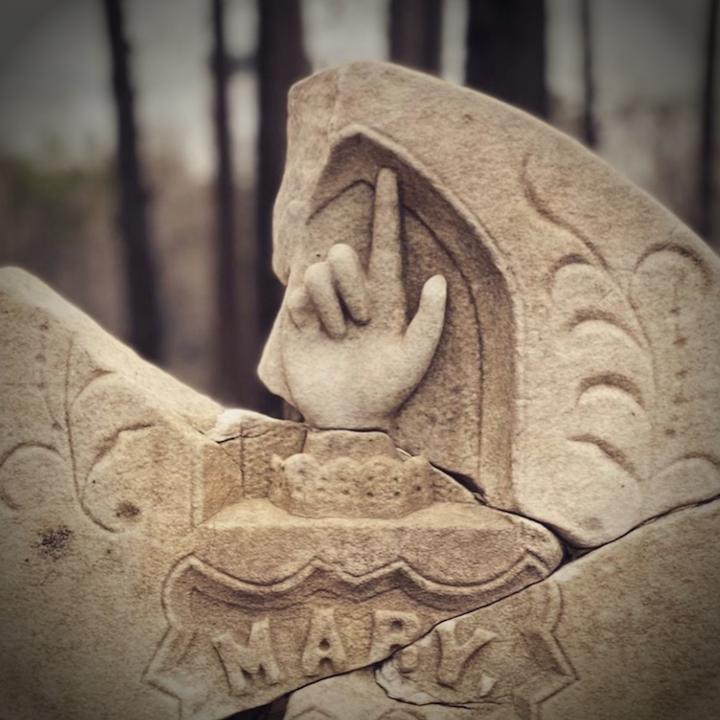 Victorian Cemetery Symbolism