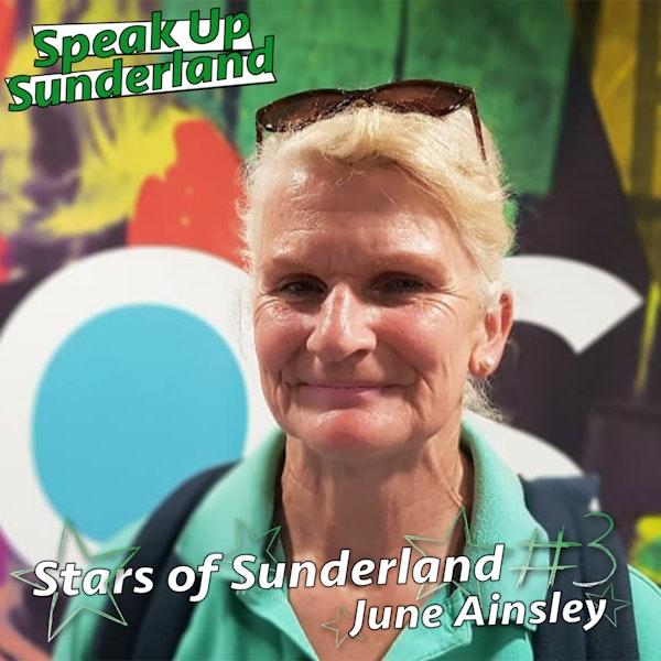 Stars of Sunderland 3 - June Ainsley Image