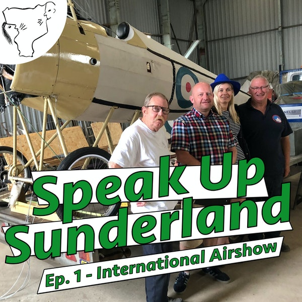 The Sunderland International Airshow & 100 Years of the RAF Image