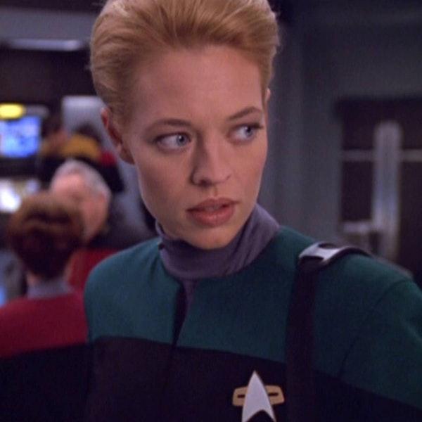 BONUS: Best of Seven of Nine - Voyager's 'Relativity' Image