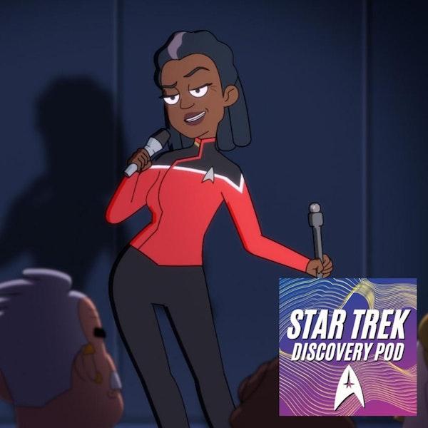 Star Trek: Lower Decks Episode 4 'Moist Vessel' Review (S01E04) Image