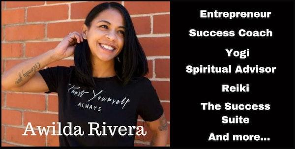 OAC 242 Interview with Awilda Rivera - Success Coach & Spiritual Advisor