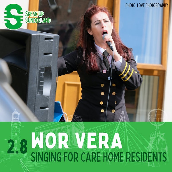 Wor Vera - Singing for Care Home Residents