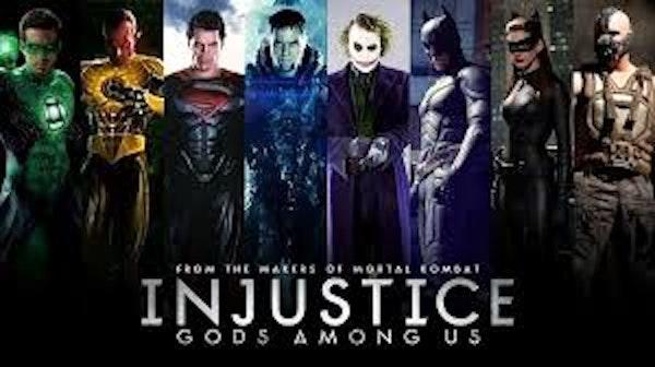 Injustice movie! - EP 107