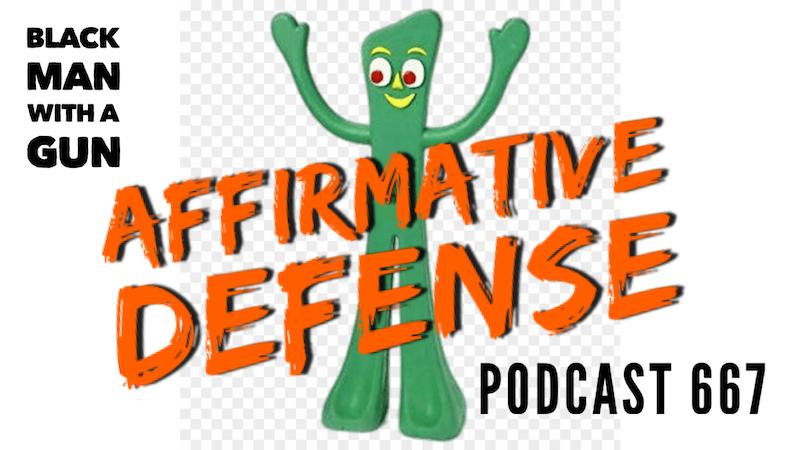 Episode image for Affirmative Defense - Episode 667