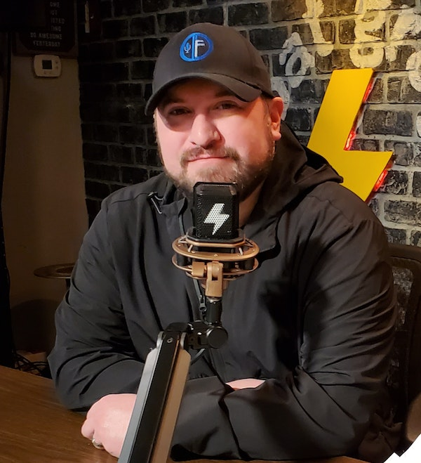 At The Mic (with Keith) - Episode 7 - Guest: Rob Barowski (4/17/2020) Image