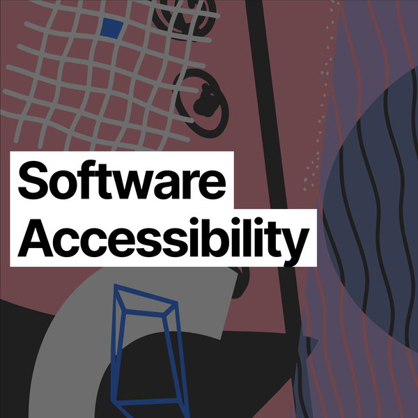 Software Accessibility Image
