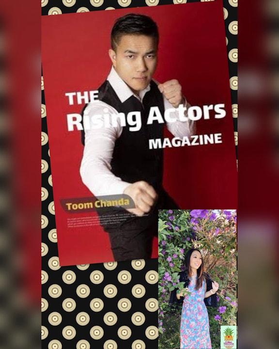 Episode 18: Toom Chanda, Laotian/Hmong Actor/Filmmaker, Philanthropist, and Muy Lao Coach