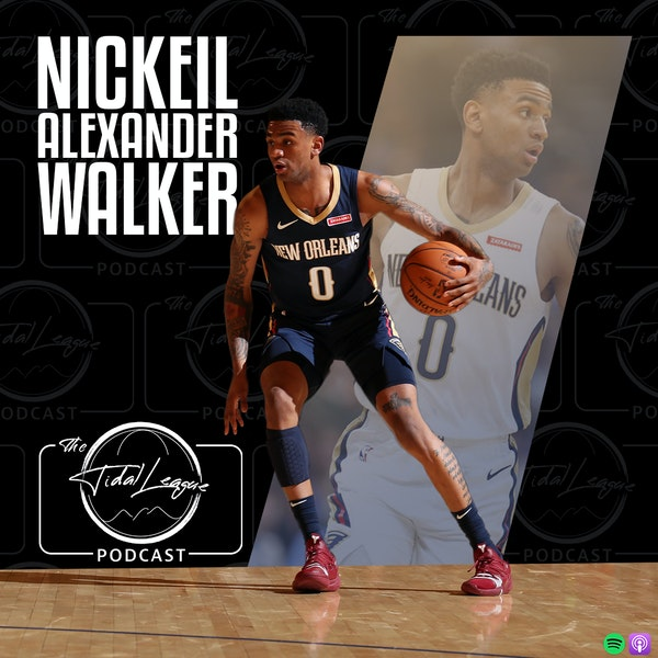 Nickeil Alexander-Walker | New Orleans Pelicans | League Fits | Rookie Season