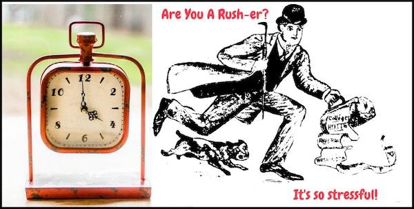 OAC 247  Are You A Rush-er?