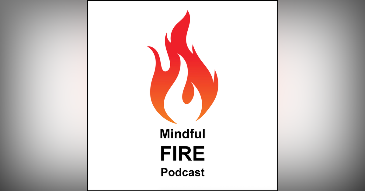 The Mindful FIRE Podcast Newsletter Signup