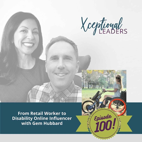 From Retail Worker to Disability Online Influencer with Gem Hubbard Image