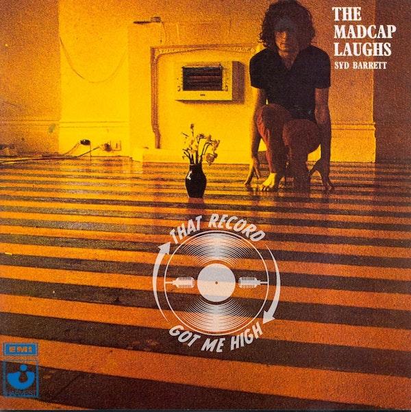 S4E189 - Syd Barrett 'The Madcap Laughs' with Corey duBrowa