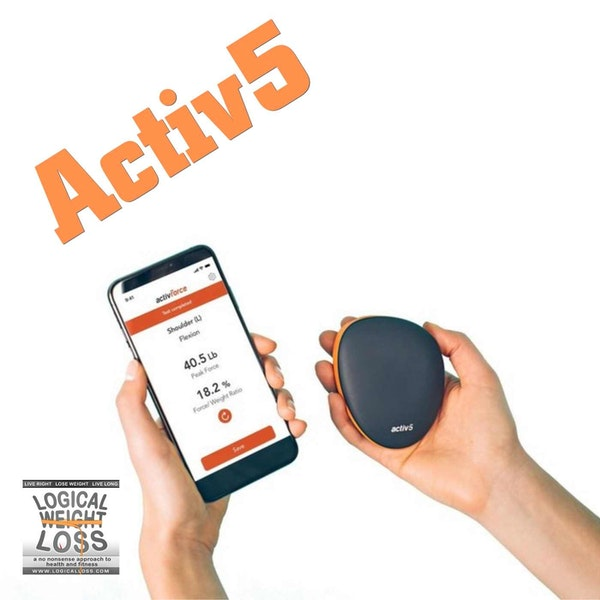 Can Squeezing a Hockey Puck Make Me Sweat? Activ5 Review Image
