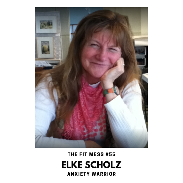 How to Overcome Anxiety and Stress with Elke Scholz