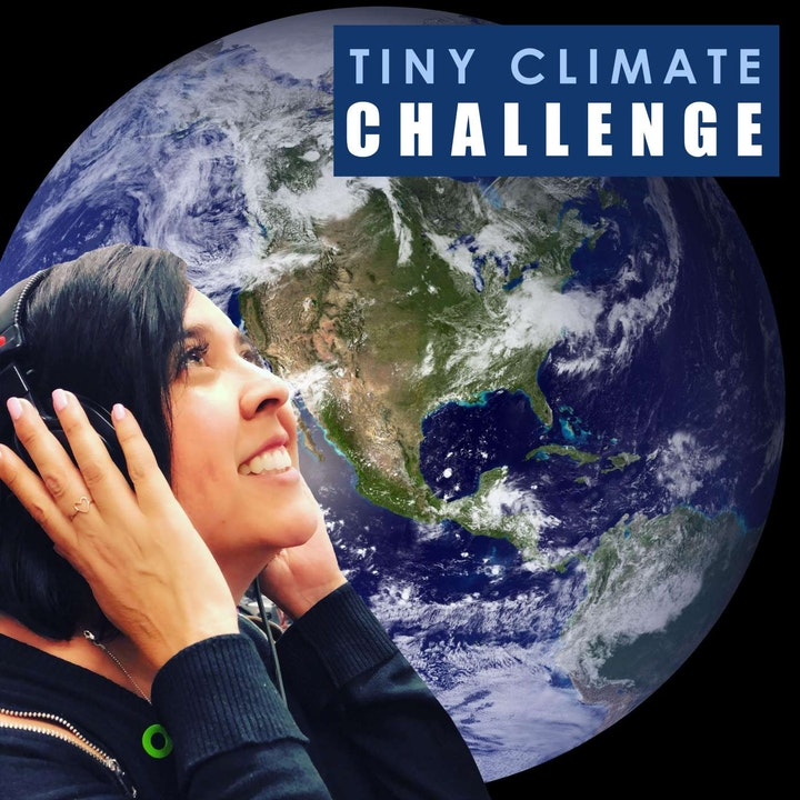 Ep. 6 Conversations are key in helping with the climate crisis