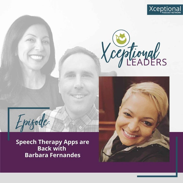 Speech Therapy Apps are Back with Barbara Fernandes Image