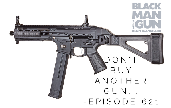 Don't buy another gun until you listen to this podcast