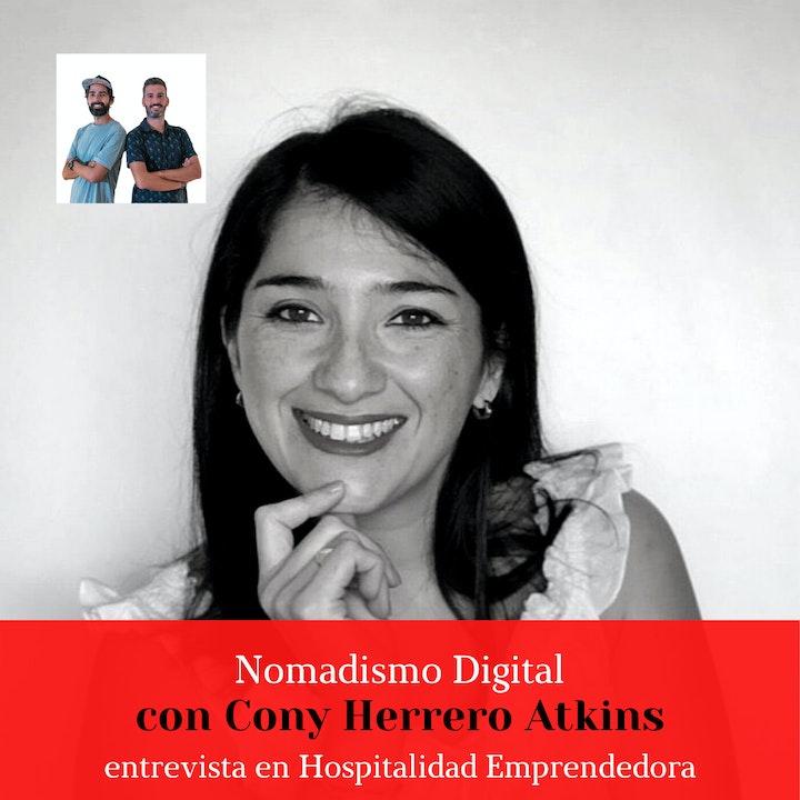 Nomadismo digital con Cony Herrero Atkins. Temp 2 Episodio 1
