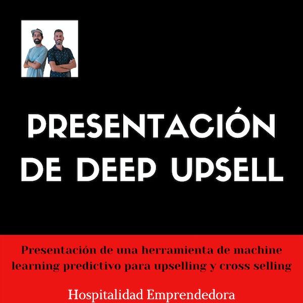 5x03. La segunda sección. Presentación de Deep Usell con Antonio Tapia