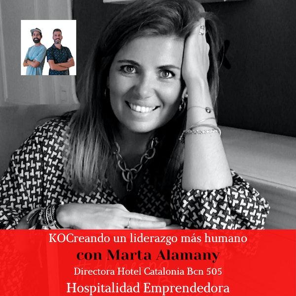 KOCreando un liderazgo más humano con Marta Alamany