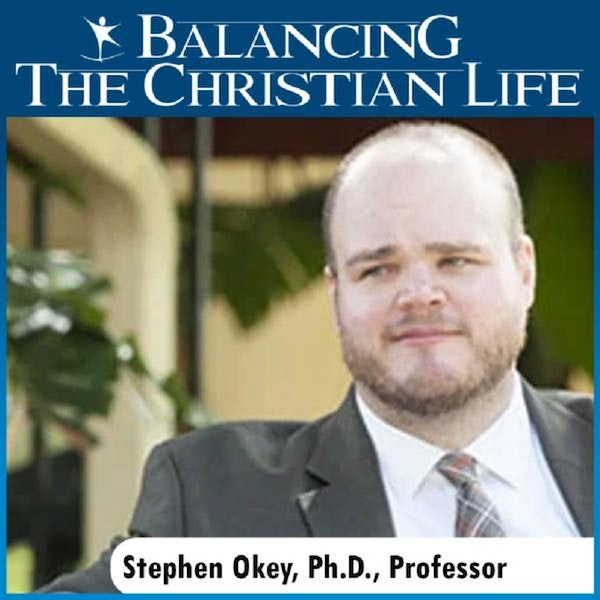 Christ, Christians and Culture, an interview with Dr. Stephen Okey Image