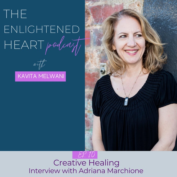 Creative Healing: An Interview with Adriana Marchione Image