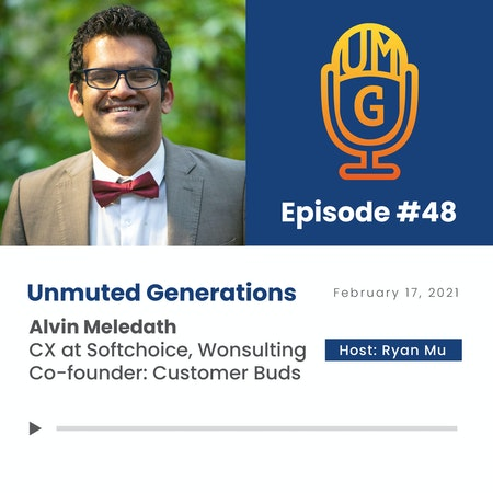 Alvin Meledath: How to Give Back Using Career Communities with Co-founder of Customer Buds Image
