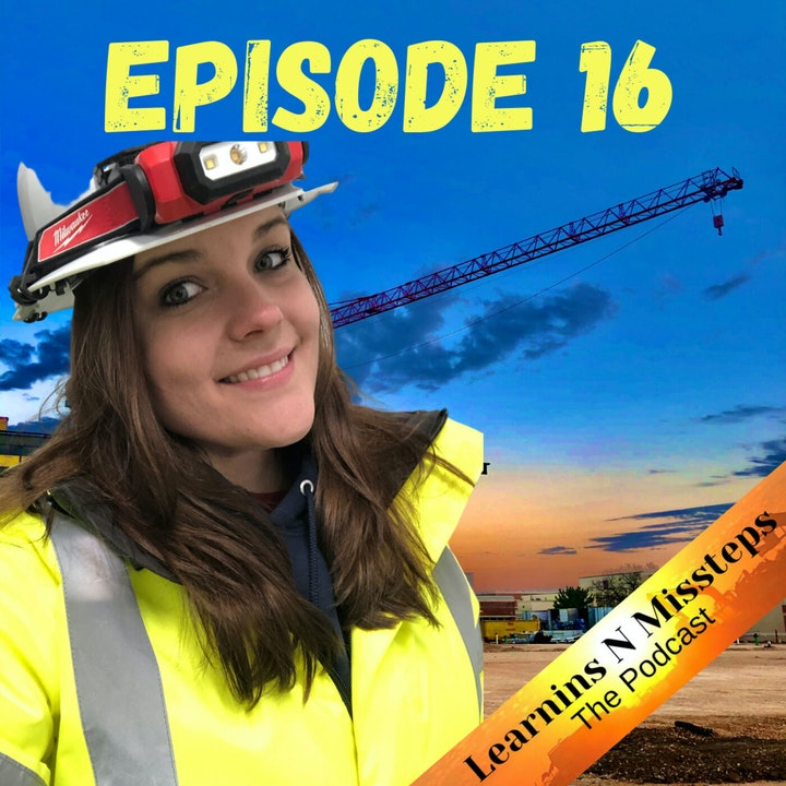 Episode image for Episode 16: Examining some dirty details and a path to wellness with Jillian Hubbard, Electrical Apprentice.