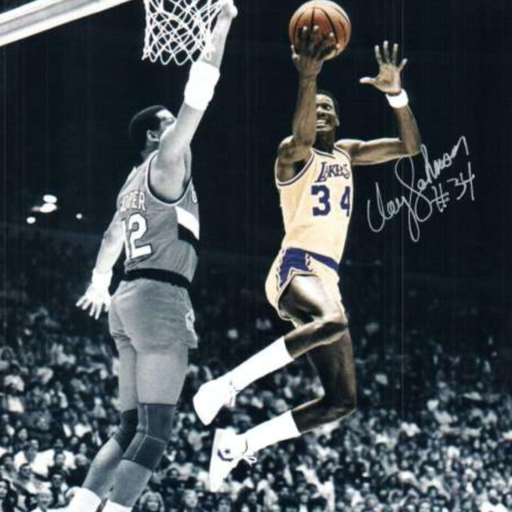 Clay Johnson: NBA Champion, two-time Junior College All-American and Missouri star - AIR063