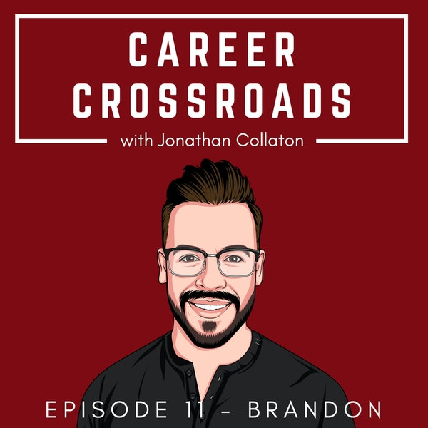 Brandon – From Passion for Polymers to Savvy at Sales Image
